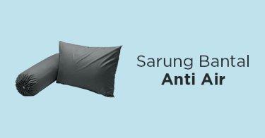 Sarung Bantal Waterproof
