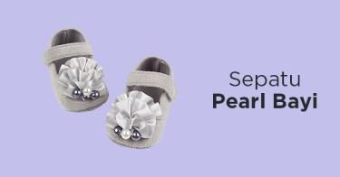 Sepatu Bayi Pearl