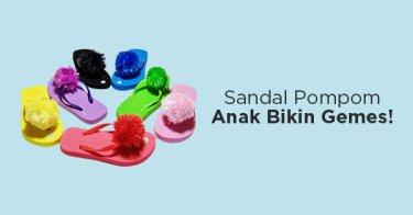 Sandal Pompom Anak DKI Jakarta