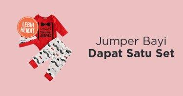 Set Jumper Bayi Jawa Barat
