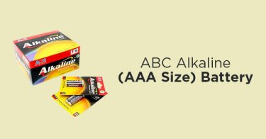 ABC Alkaline AAA