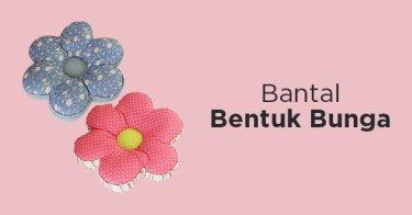 Bantal Bunga