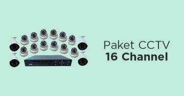 CCTV 16 Channel