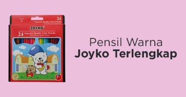 Pensil Warna Joyko