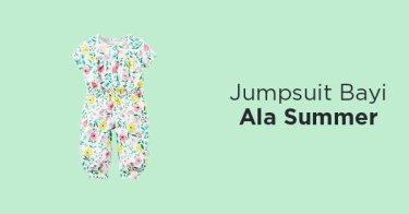 Jumpsuit Summer Bayi