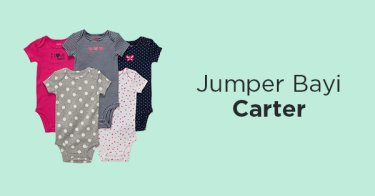 Jumper Bayi Carter