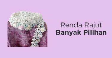 Renda Rajut DKI Jakarta