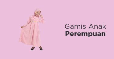 Jual Gamis Anak Perempuan - Model Syar'i Terbaru 2019 & Harga Murah | Tokopedia