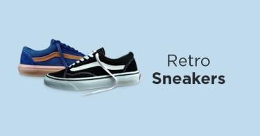 Sneakers Retro Bandung