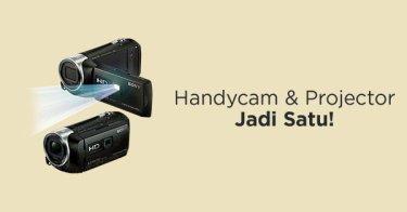 Sony HDR PJ410 Sumatera Selatan