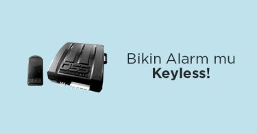 Alarm Keyless Mobil