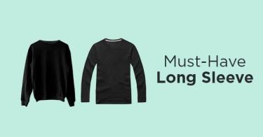 Long Sleeve Blouse Bogor