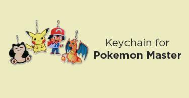 Gantungan Kunci Pokemon