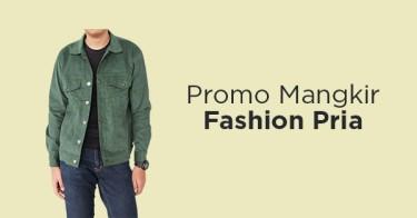 Promo Mangkir Fashion Pria