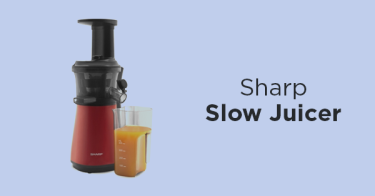Sharp Slow Juicer
