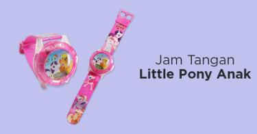 Jam Tangan Little Pony Anak