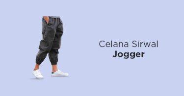 Celana Sirwal Jogger