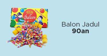 Balon Jadul 90an