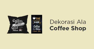 Dekorasi Coffee Shop