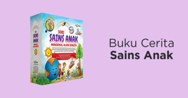 Buku Cerita Sains Anak