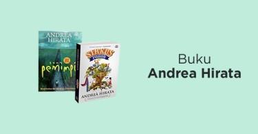 Buku Andrea Hirata Depok