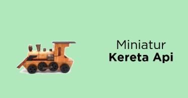 Jual Miniatur Kereta Api dengan Harga Terbaik dan Terlengkap