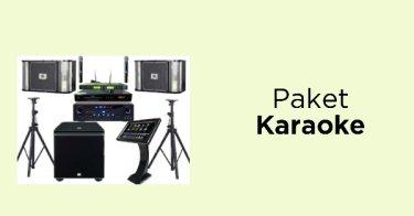 Paket Karaoke