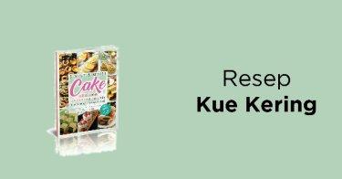 Jual Resep Kue Kering dengan Harga Terbaik dan Terlengkap
