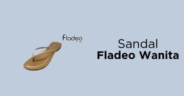 Jual Sandal Fladeo Wanita - Model Original Terbaru 2018   Harga Terbaik  6f64f5d7c1