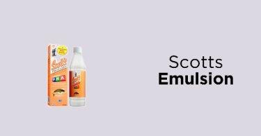 Scotts Emulsion