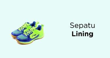 Sepatu Lining