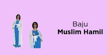 Baju Muslim Hamil