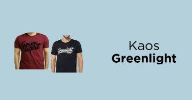 Kaos Greenlight Sumatera Selatan