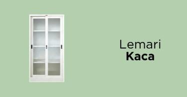 Lemari Kaca