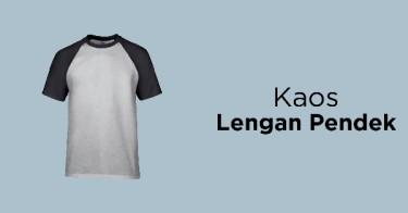 Kaos Lengan Pendek Aceh