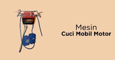 Mesin Cuci Mobil Motor