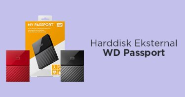 Harddisk Eksternal WD Passport