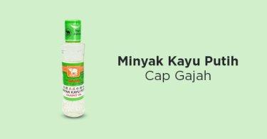 Minyak Kayu Putih Cap Gajah DKI Jakarta