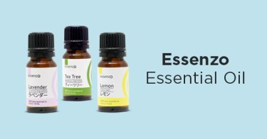 Essenzo Essential Oil Tasikmalaya