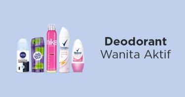Deodorant Wanita