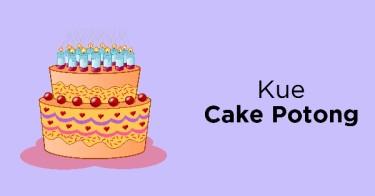 Kue Cake Potong