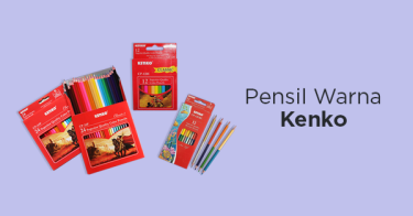 Pensil Warna Kenko DKI Jakarta