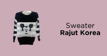 Sweater Rajut Korea