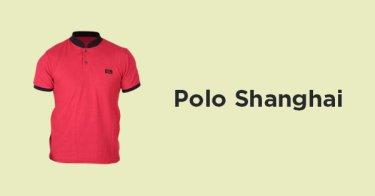 Kaos Polo Kerah Shanghai