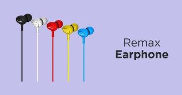 Remax Earphone
