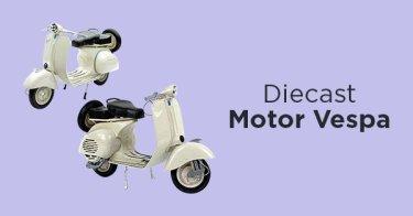 Diecast Motor Vespa