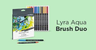 Lyra Aqua Brush Duo Jawa Timur