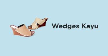 Wedges Kayu Bogor