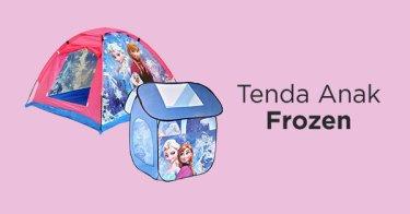 Tenda Anak Frozen