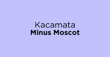 Kacamata Minus Moscot